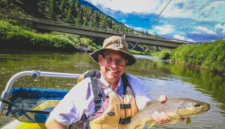 Walking & Fly Fishing Trip - Half Day