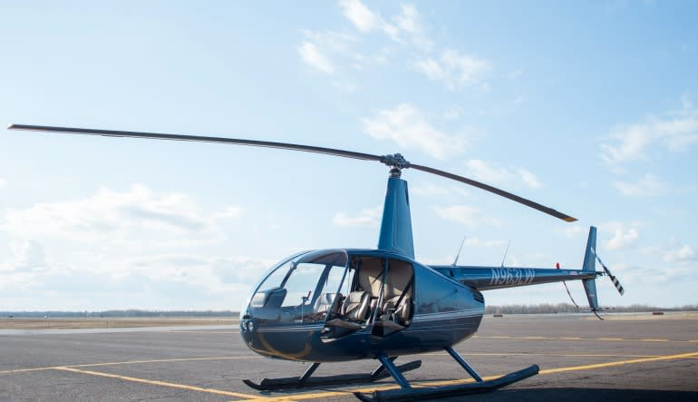 Helicopter Ride Duluth, Ultimate Tour - 1 Hour Aircraft