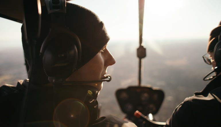 Helicopter Ride Duluth, North Shore Tour - 30 Minutes Passenger