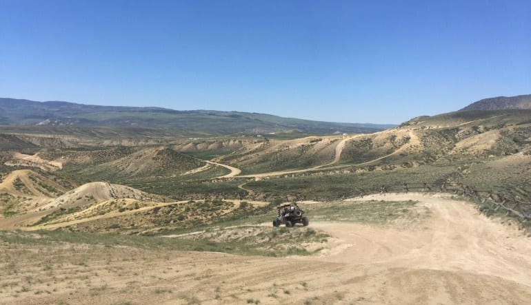 UTV Off Road Rental, Colorado - Full Day Track