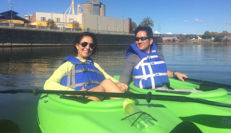 Napa River Kayak Tour - 2 Hours