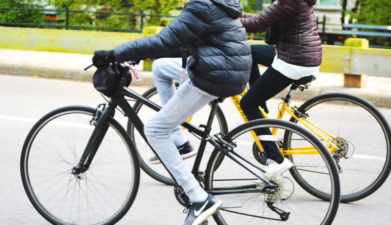 Central Park Bike Rentals - Day Pass Ride