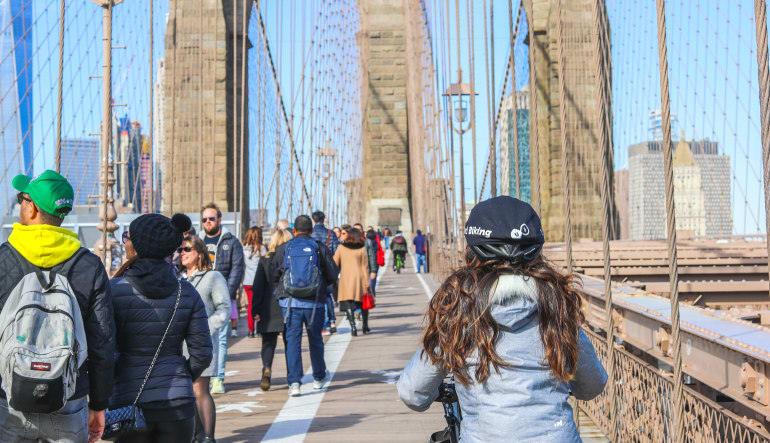 Brooklyn Bridge Bike Rental - Day Pass Bridge