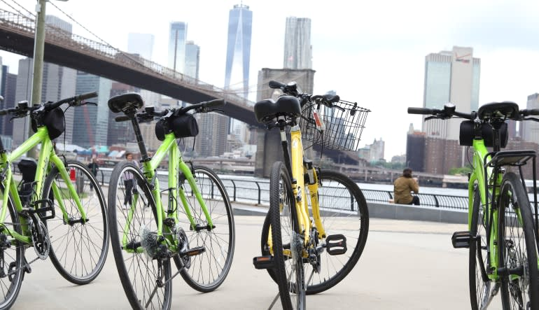 Brooklyn Bridge Bike Rental - Day Pass Bikes