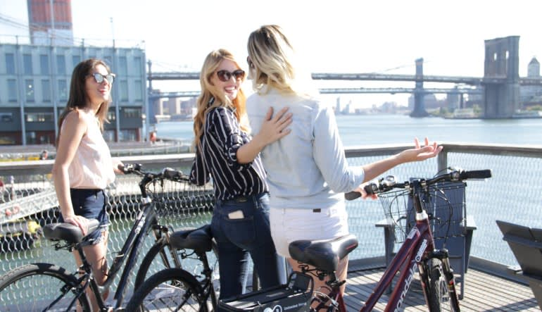 Brooklyn Bridge Bike Rental - Day Pass Ladies