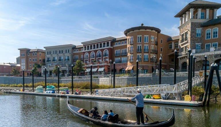 Napa River Gondola Cruise for Two, Napa - 1 Hour