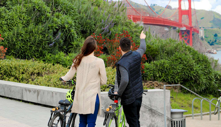 Golden Gate Bridge Bike Tour - 3 Hours