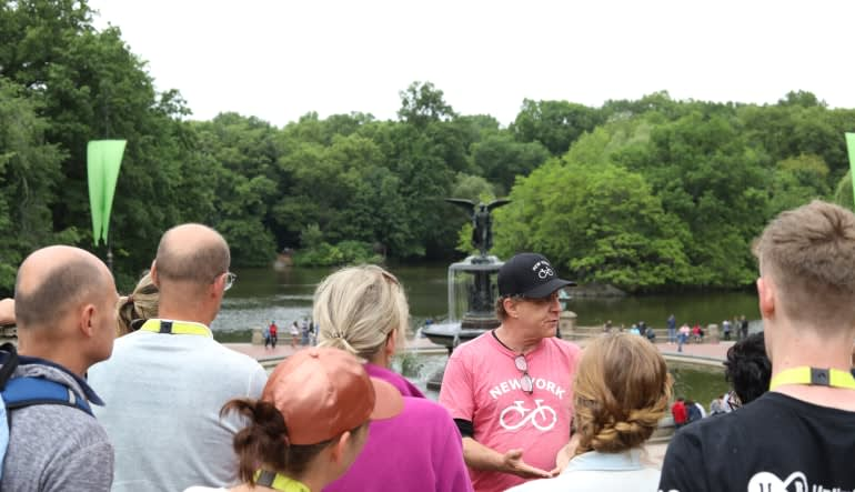 Central Park Walking Tour - 2 Hours