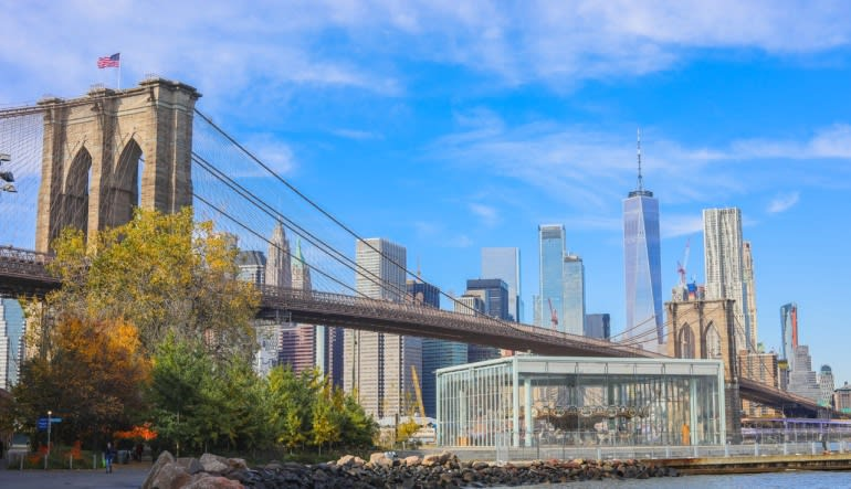 Brooklyn Bridge Walking Tour - 2 Hours