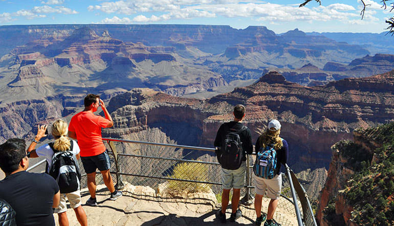 Skydive the Grand Canyon - 15,000ft Jump with Coach Tour from Las Vegas and Photos and Video