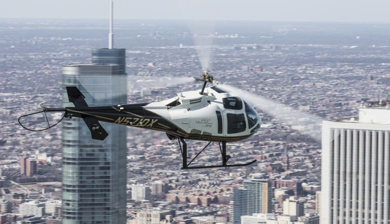 Helicopter Ride Discover Chicago Premium - 5 Minutes