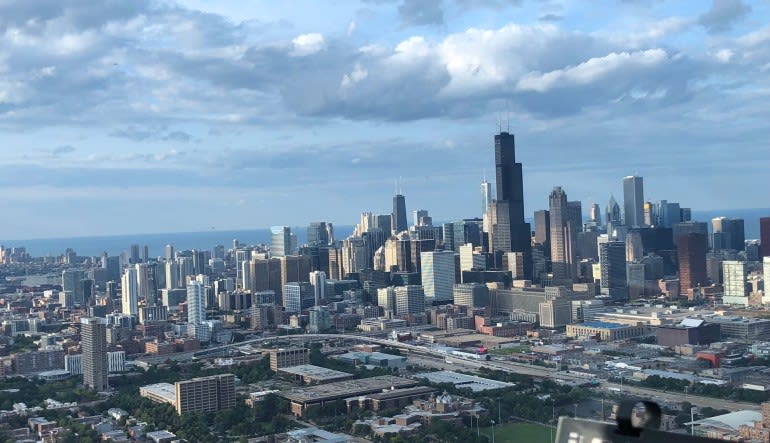 Helicopter Ride Discover Chicago Premium - 5 Minutes Views