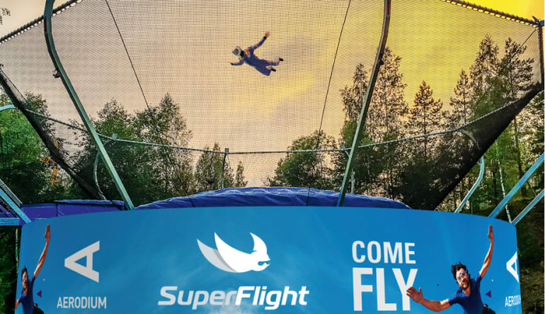 Wind Tunnel Super Flight Miami,Taste of Flight - 2 Flights