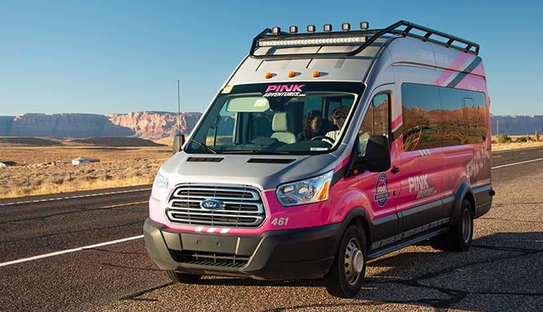 Jeep Tour Sedona, Antelope Canyon and Horseshoe Bend - Full Day