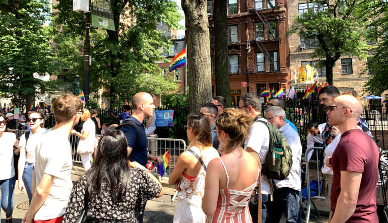 New York City Pride Walking Tour - 1 Hour 15 Minutes