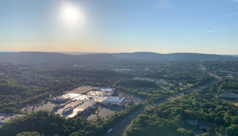 Hot Air Balloon Ride Hartford - 1 Hour Sunset Flight
