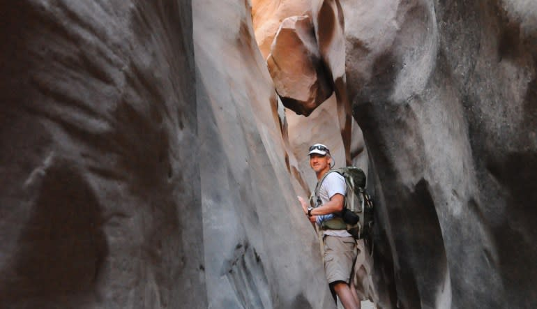 Canyoneering 127 Hours Adventure, Utah - Full Day