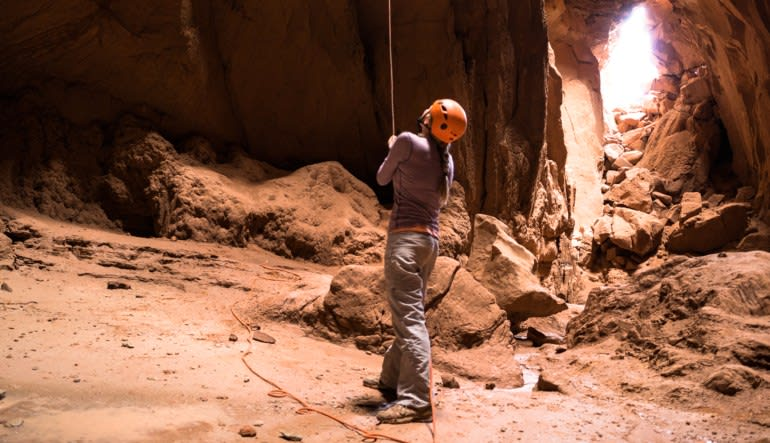 Canyonering Goblin Valley State Park, Utah - Half Day