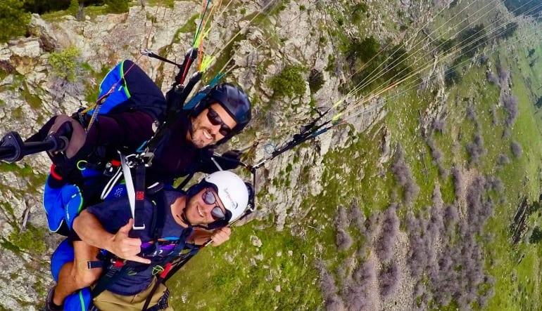 Paragliding Tandem - Boulder