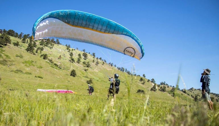 Paragliding Certification - Boulder (Parts 1 & 2)