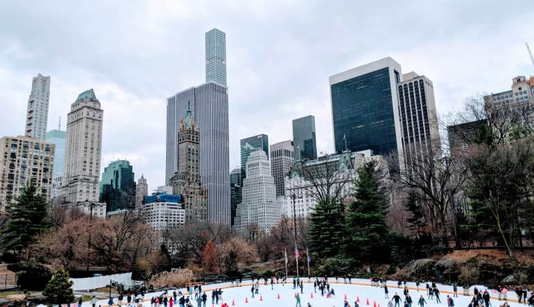 Central Park Ice Skating & MOMA Admission, New York