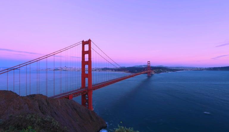 San Francisco Sunset Flight - 40 Minutes