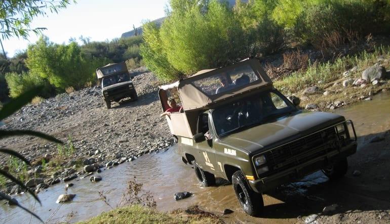 M-1009 Blazer Tour, Sonoran Desert - 3.5 Hours