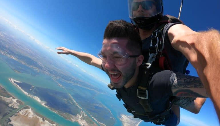 Skydive Corpus Christi - 11,000ft Jump with Video