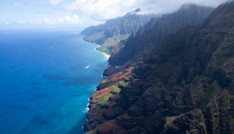Private Helicopter Tour Kauai - 60 Minutes (Doors Off Optional!)