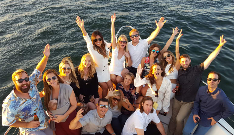 Private Chartered Yacht San Diego - 3 Hour