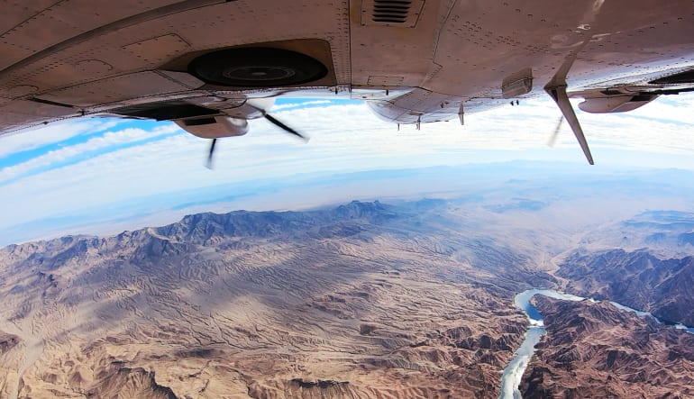 Grand Canyon West Rim Plane Tour from Las Vegas - 7 Hours