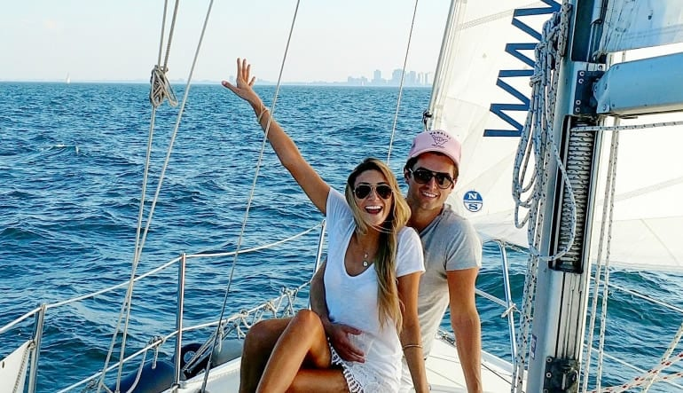 Chicago Sailing Private Charter Day - 2 Hours (WEEKDAY)