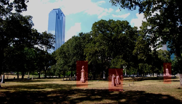 Dallas Dark Tales Walking Tour - 2 Hours