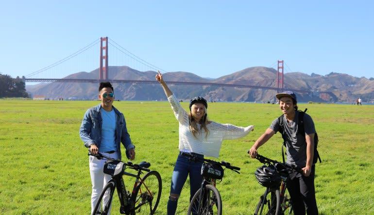 San Francisco e-Bike Rental - Day Pass