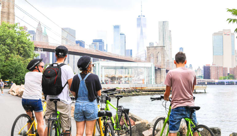 The Delights of Brooklyn Bike Tour - 7 Hours