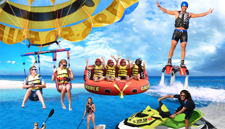 Ultimate Miami Watersports Package