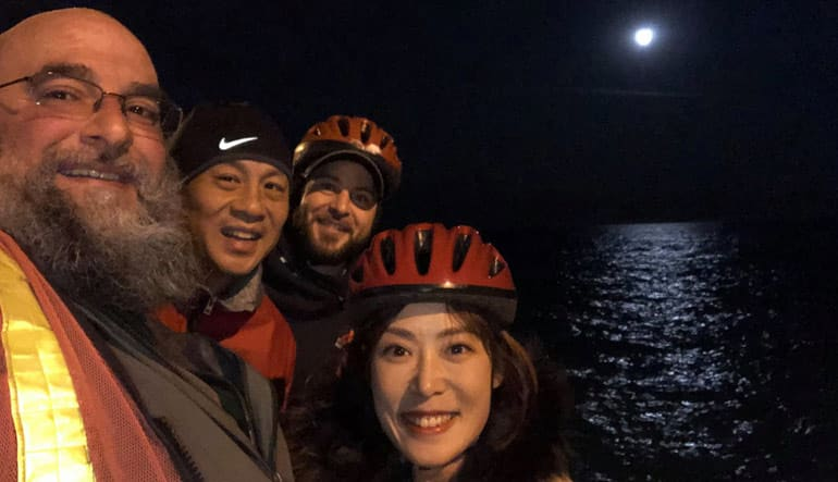 Chicago Night Bike Tour - 3 Hours