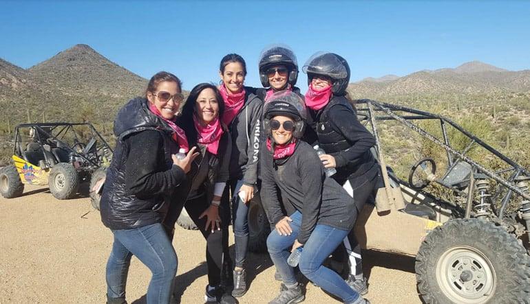 Phoenix Dune Buggy Girl Group