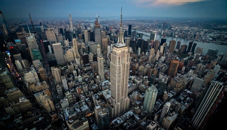 Helicopter Tour Westchester to NYC - 45 Minutes