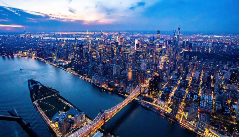 Helicopter Tour Westchester to NYC - 30 Minutes