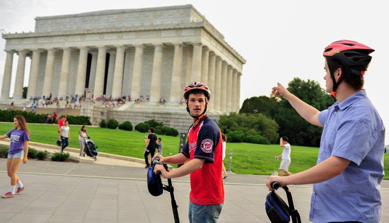Segway Tour Washington DC - 2.5 Hours