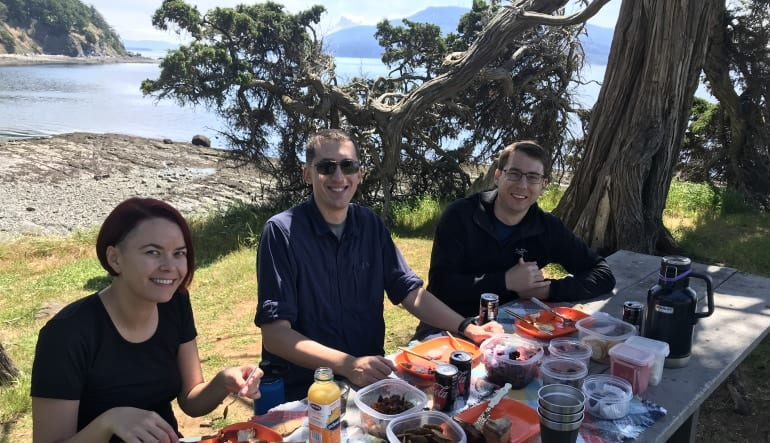 Seaplane & Hiking Adventure Tour - San Juan Islands (4 Passengers)