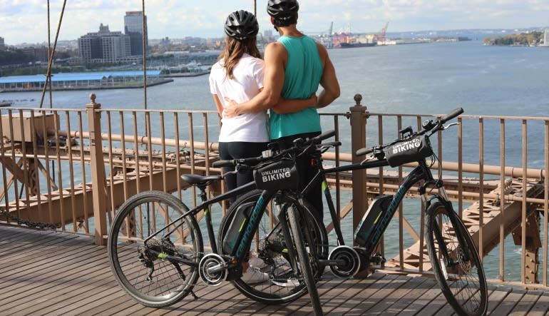 New York City e-Bike Rental - Day Pass