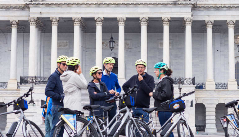 Washington DC eBike Rentals - Day Pass