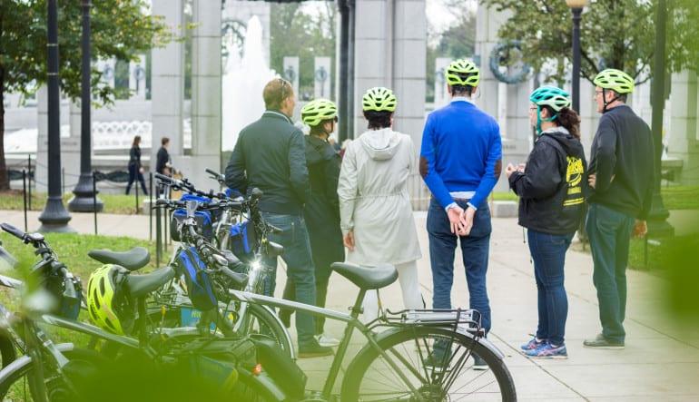 Washington DC Monumental e-Bike Tour - 3 Hours