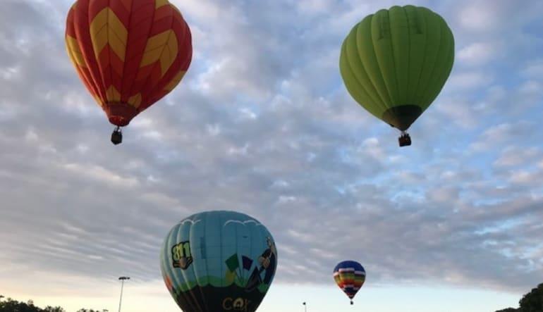 Hot Air Balloon Ride Hartford