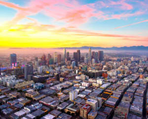 Downtown Los Angeles Tour