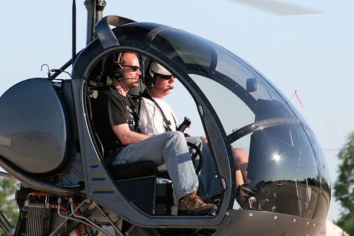 Adrenaline Pilot Lessons