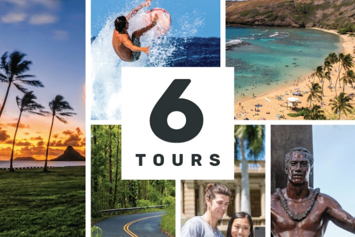 Oahu Self Guided Driving Walking Tour
