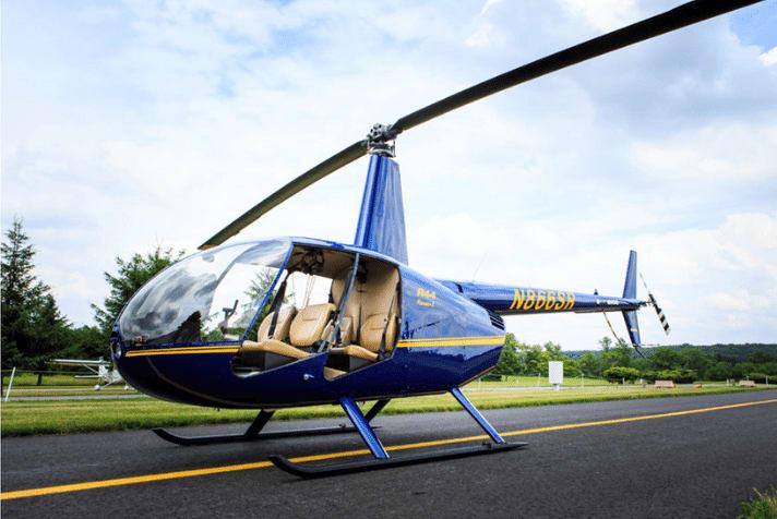 Private Helicopter Tour Philadelphia - 45 Minutes